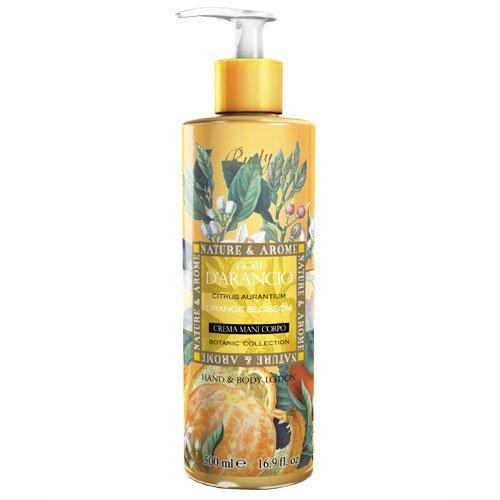 連続したフライト相談RUDY Nature&Arome SERIES ルディ ナチュール&アロマ Hand&Body lotion ハンド&ボディローション オレンジブロッサム
