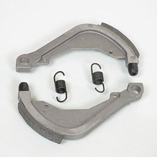 Par de mandíbulas de embrague tipo origen Mobylette MBK 41 Neuf ciclomotor Mob: Amazon.es: Coche y moto