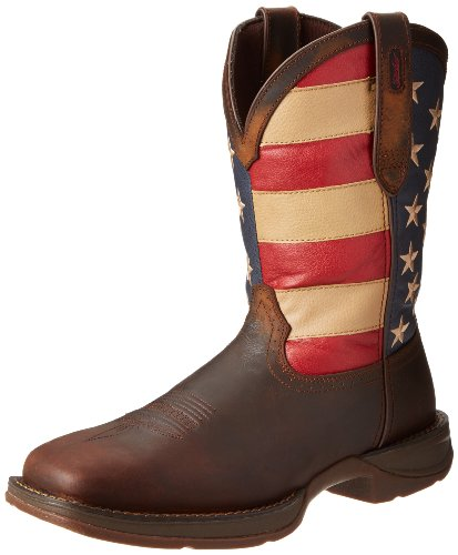 Durango Mens Rebel Western Boot Brown 13 W Us