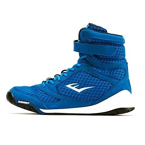 Black Boxing New Elite Blue Top Everlast Blue Red High Shoes qgvIdY