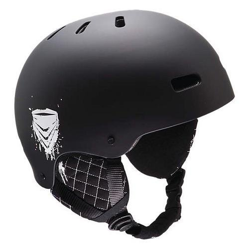 R.E.D. Trace Ski snowboard kids Helmet black SIZE S NEW, Outdoor Stuffs