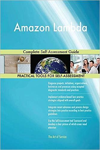 Amazon Lambda Complete Self-Assessment Guide