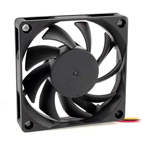 Case Cooler Cooling Pc Dc 3 Pin B C7s3 Computer Fidgetgear 70x70mm 12v Ce Fan Brushless Cpu CBoxrEQdeW
