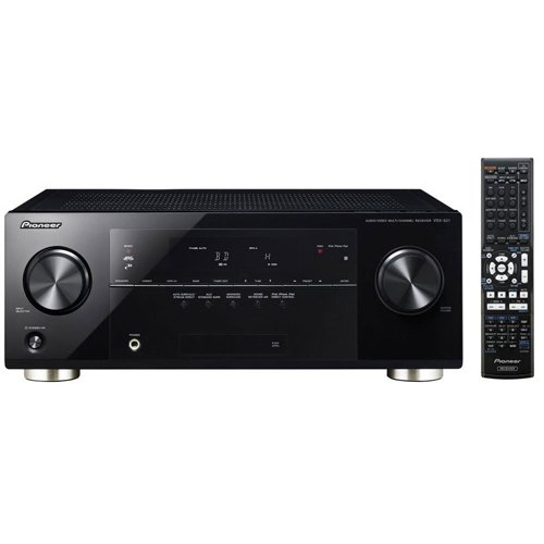Pioneer VSX921K 7.1-Channel 3D Ready AV Receiver - Black (Discontinued by Manufacturer)