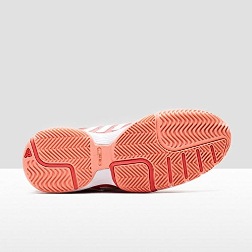 Footwear Rose 2 de Rose adidas Tennis Shocking Rayon Chaussures W de Multicolore Court Blanc Soleil Barricade Femme Blanc wq6qCA1