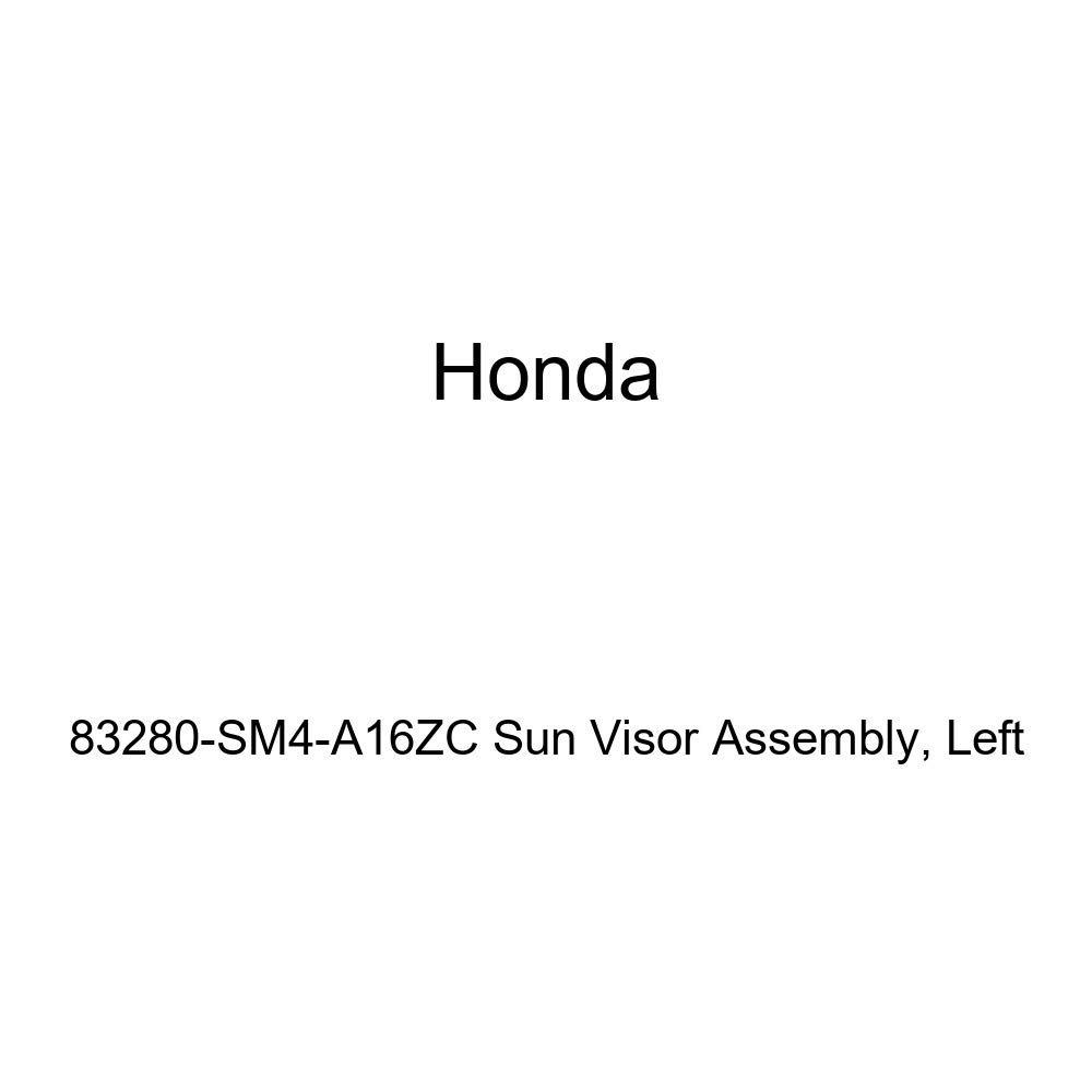Honda Genuine 83280-SM4-A16ZC Sun Visor Assembly Left