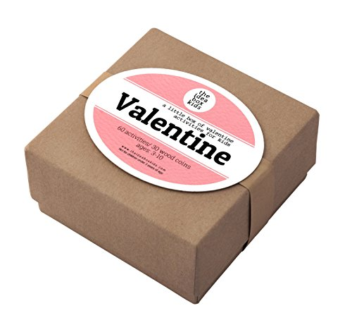 The Idea Box Kids Valentine Box: Valentine Activities for Kids ()