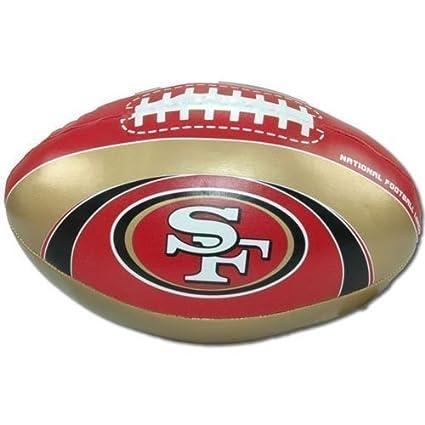Amazon Com San Francisco 49ers Goal Line 8 Softee Football