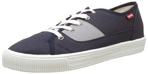 Levi's Malibu, Sneaker Uomo Blu (Navy Blue 2)