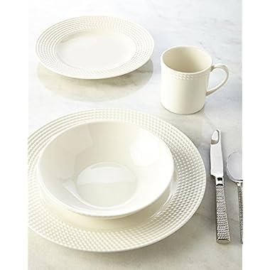 kate spade new york Wickford 4-piece Dinnerware Place Setting