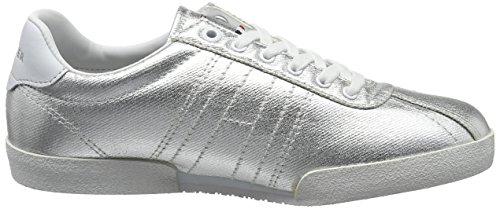 Tommy Hilfiger Dame L1285izzie 1d1 Sneakers Silber (sølv 019) YfWb8xwXJ