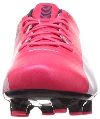 Da Plasma Calcio 3 Evospeed Rosso white Fg bright 5 Scarpe peacoat rot Uomo 05 Puma wYXT1SqY