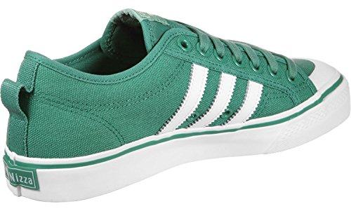 Hommes Adidas De Chaussures Vert Nizza Pour Basket fqnXHxw70