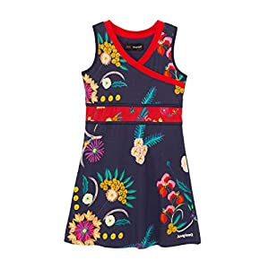 Desigual Girl's Vest_playadelcarmen Dress