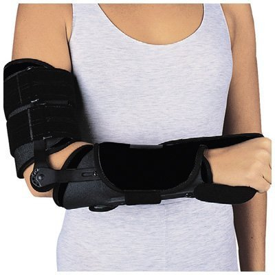 (ElbowRANGER Motion Control Splint Elbow Ranger Splint, Forearm Circumference Size: S 9