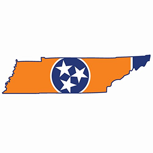 Tennessee Vols Stickers - Tennessee Volunteers 6