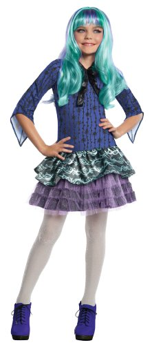 Monster High Twyla Costume, Medium