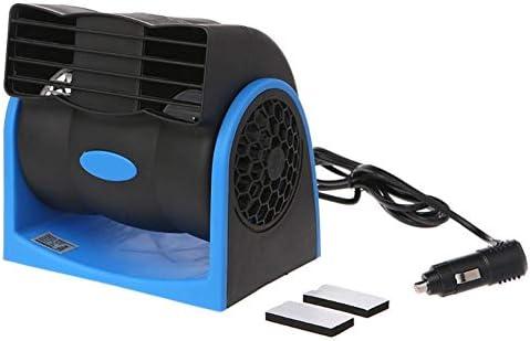 CZNZN Ventilador de Coche 12 V, DC Ventilador de Aire de ...