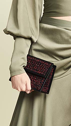 Copacabana Brown Women's 0711 Clutch Burgundy 6g5nvw