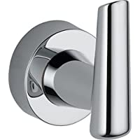 Delta Faucet Bathroom Accessories 77135 Compel Bath Towel Hook, Polished Chrome