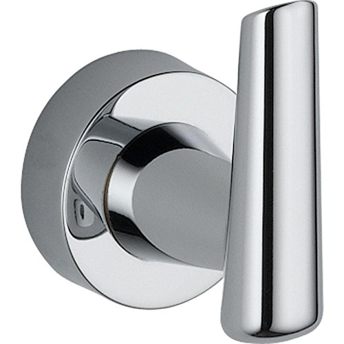 Delta Faucet 77135 Compel Robe Hook, Polished Chrome