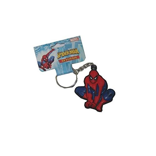 Spiderman-Llavero, diseño de Spiderman: Amazon.es: Juguetes ...