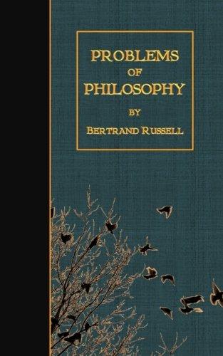 Problems of Philosophy pdf