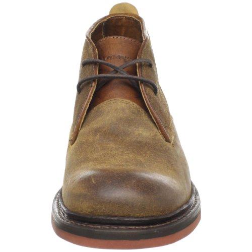 FRYE Mens Wallace Chukka Lace-Up Boot Tan - 87505 r0f6vj