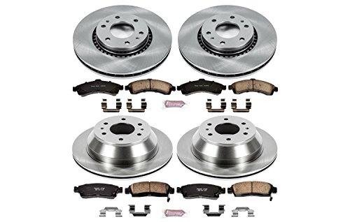 Autospecialty KOE2062 1-Click OE Replacement Brake Kit