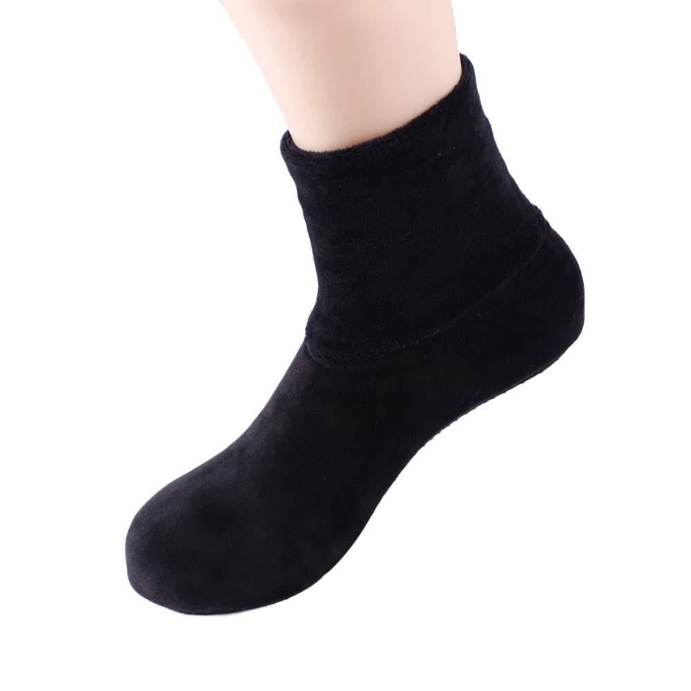 QIQIU Non Slip Elastic Socks, 2018 Popular Thicke Home Bed Floor Socks Slipper