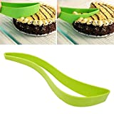 3pcs New Cake Pie Slicer Sheet Guide Cutter Server Bread Slice Knife Kitchen Gadget