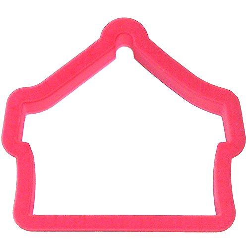 Circus Tent Cookie Cutter 3.5 in