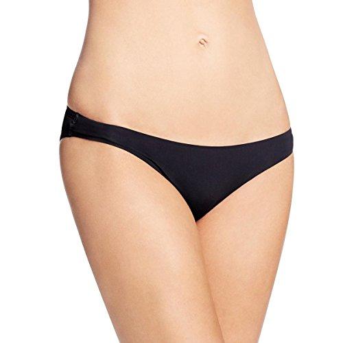 d8ce42e60d Sofia by ViX Womens Solid Hipster Swim Bottom Separates Black L