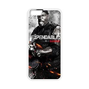 Expendables-3 iPhone 6 Plus 5.5 Inch Cell Phone Case White Ojcie