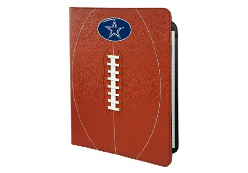 NFL Dallas Cowboys Classic Football Portfolio-8.5x 11-Inch -