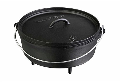 Camp Chef Mule Deer 12IN Dutch Oven for this dutch oven lasagna recipe