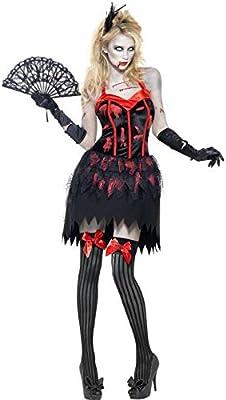 Disfraz zombie bailarina de CABARET, talla M: Amazon.es: Juguetes ...