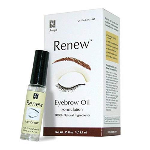 Rozge Cosmeceutical - Renew Eyebrow Revitalizer Oil - 0.33 ()