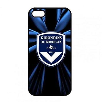 coque iphone 5 girondins de bordeaux