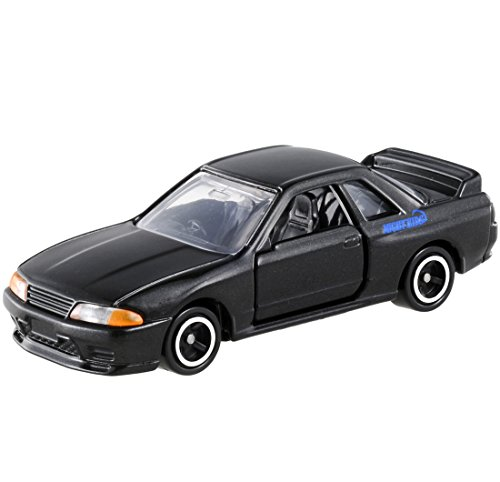 - Dream Tomica No.141 Initial D Skyline GT-R (R32)
