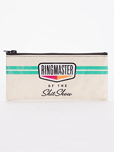 Blue Q Bags, Pencil Case, Ringmaster of The Shit Show