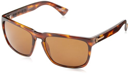 Electric Visual Knoxville XL Tortoise Shell/Polarized Bronze - Sunglasses Polarized Electric