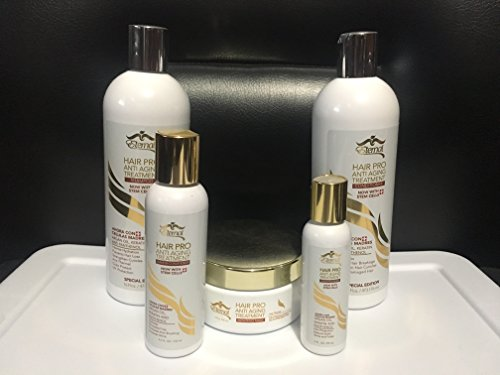 Eternal Spirit Hair Pro Anti Aging Treatment Hair Pro Bundle w Stem Cells from Eternal Spirit Beauty