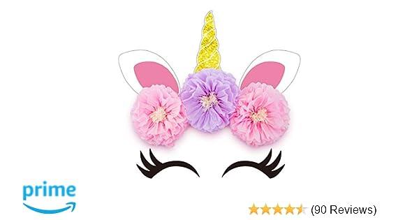 Amazon Unicorn Backdrop Party Supplies Decorations Paper
