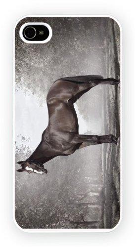 Kauto Star Horse Racing, iPhone 6, Etui de téléphone mobile - encre brillant impression