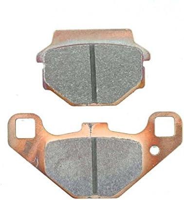 2011-2015 MetalGear Bremsbel/äge hinten f/ür Aprilia RS4 125 AJP Bremssattel