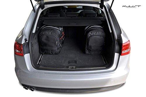 KJUST - CAR-BAGS AUTO TASCHEN MASSTASCHEN ROLLENTASCHENAUDI A6 ALLROAD, C7, 2011-