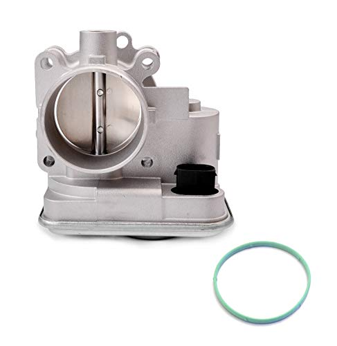 Tecoom 04891735AC Original Equipment Electronic Throttle Body Assembly for Jeep Cherokee Compass Patriot Chrysler Dodge 1.8L 2.0L 2.4L ()
