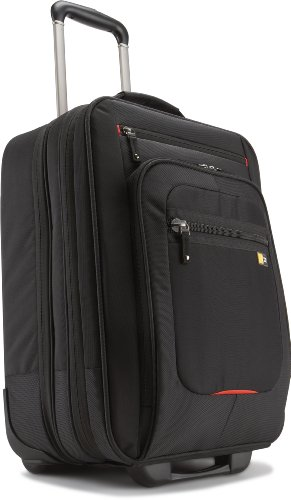 Case Logic ZLRS-117 Check Point Friendly 17-Inch Laptop Roller (Black)