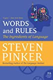 Words and Rules, Steven Pinker, 0062011901